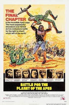 دانلود فیلم دوبله فارسی Battle For The Planet Of The Apes 1973