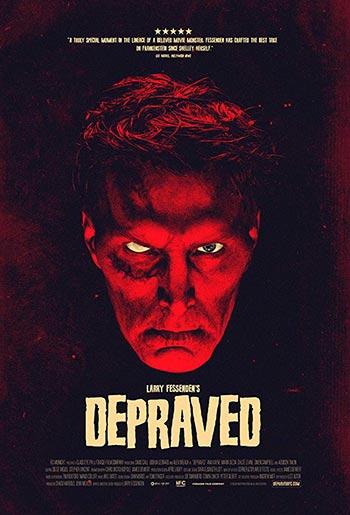دانلود فیلم زیرنویس فارسی تباه Depraved 2019
