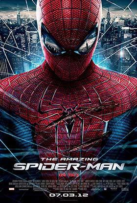 دانلود فیلم دوبله فارسی The Amazing Spider Man 2012