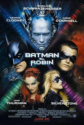 دانلود فیلم Batman and Robin 1997 زیرنویس فارسی چسبیده