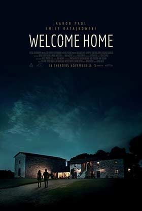 دانلود فیلم دوبله فارسی Welcome Home 2018 زیرنویس فارسی چسبیده