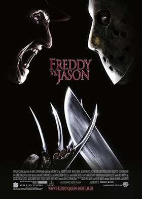 دانلود فیلم Freddy vs Jason 2003 فردی علیه جیسون زیرنویس فارسی چسبیده سانسور شده