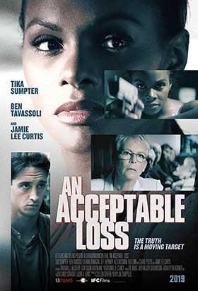 دانلود فیلم An Acceptable Loss 2018 ضرر قابل قبول زیرنویس فارسی چسبیده سانسور شده