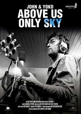 دانلود فیلم مستند John & Yoko: Above Us Only Sky 2018