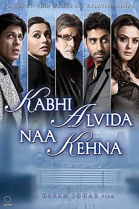 دانلود فیلم Kabhi Alvida Naa Kehna 2006 زیرنویس فارسی چسبیده