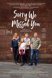 دانلود فیلم زیرنویس فارسی چسبیده متاسفیم جا ماندی Sorry We Missed You 2019 دوبله فارسی