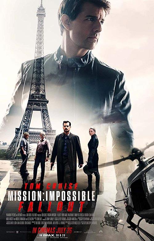 دانلود فیلم دوبله فارسی ماموریت غیرممکن 6 Mission Impossible Fallout 2018