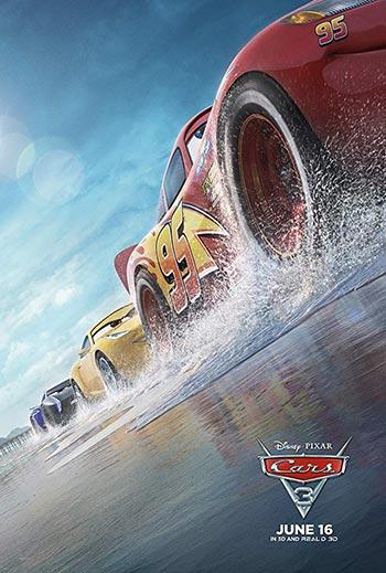 دانلود انیمیشن دوبله ماشین ها 3 Cars 3 2017