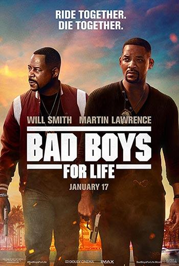 دانلود فیلم زیرنویس فارسی پسران بد 3 تا ابد Bad Boys For Life 2020