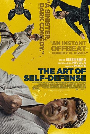 دانلود فیلم زیرنویس فارسی هنر دفاع شخصی The Art of Self-Defense 2019