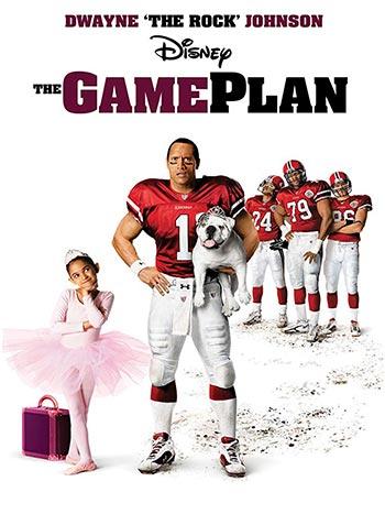 دانلود فیلم دوبله نقشه بازی The Game Plan 2007