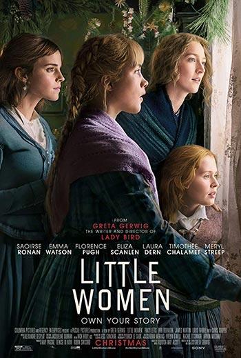 دانلود فیلم زیرنویس فارسی زنان کوچک Little Women 2019