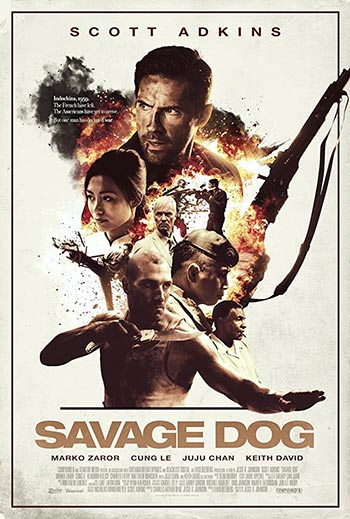 دانلود فیلم دوبله سگ وحشی Savage Dog 2017