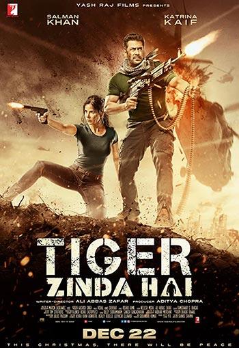 دانلود فیلم دوبله تایگر زنده است Tiger Zinda Hai 2017