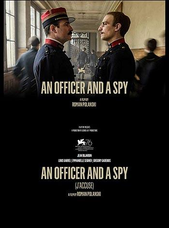 دانلود فیلم زیرنویس فارسی افسر و جاسوس An Officer and a Spy 2019