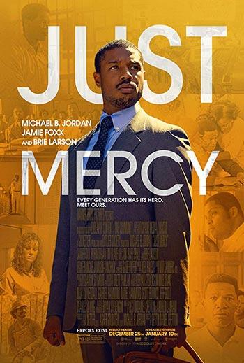 دانلود فیلم زیرنویس فارسی فقط رحمت Just Mercy 2019