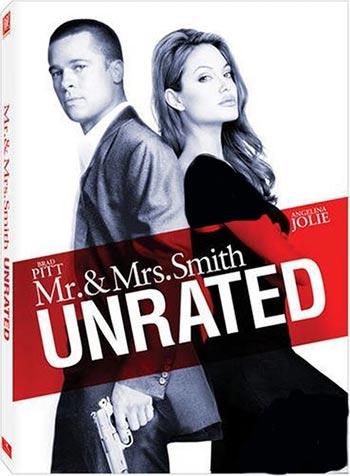 دانلود فیلم دوبله فارسی آقا و خانم اسمیت Mr. & Mrs. Smith 2005