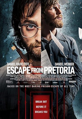 دانلود فیلم زیرنویس فارسی فرار از پرتوریا Escape from Pretoria 2020