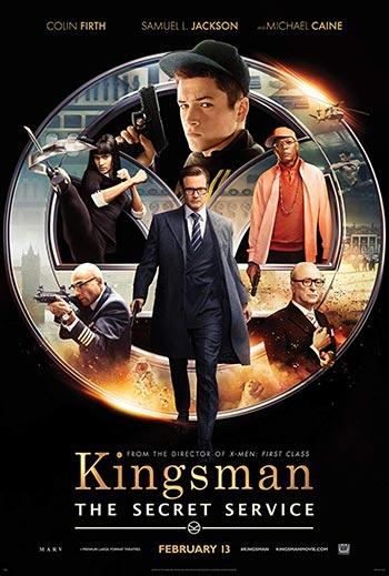دانلود فیلم زیرنویس فارسی کینگزمن سرویس مخفی Kingsman The Secret Service 2014