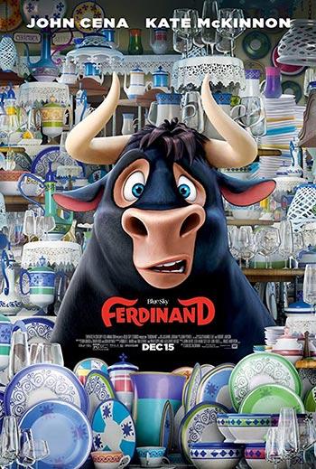 دانلود انیمیشن دوبله فردیناند Ferdinand 2017
