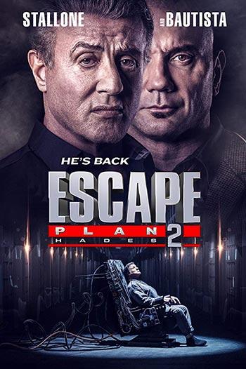دانلود فیلم زیرنویس فارسی نقشه فرار 2 جهنم Escape Plan 2 Hades 2018