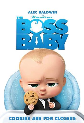 دانلود انیمیشن دوبله بچه رئیس The Boss Baby 2017
