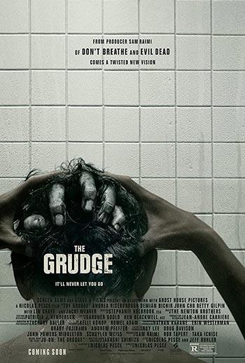 دانلود فیلم زیرنویس فارسی کینه The Grudge 2020