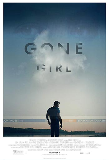 دانلود فیلم دوبله دختر گمشده Gone Girl 2014