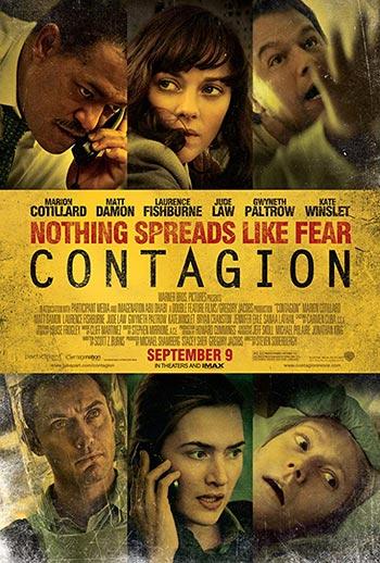 دانلود فیلم دوبله شیوع Contagion 2011