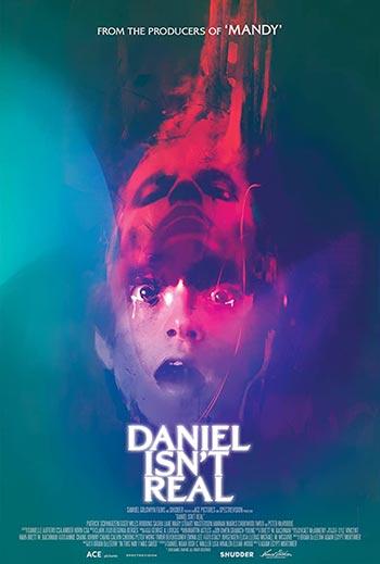 دانلود فیلم دوبله دنیا واقعی نیست Daniel Isnt Real 2019