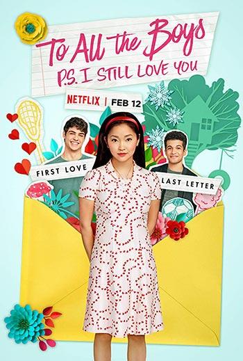 دانلود فیلم زیرنویس فارسی به همه پسران پی.اس من هنوز دوستت دارم To All the Boys P.S. I Still Love You 2020