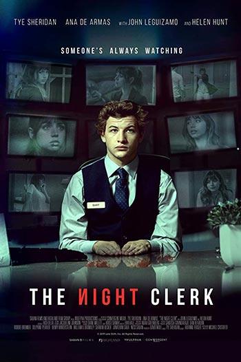 دانلود فیلم زیرنویس فارسی The Night Clerk 2020