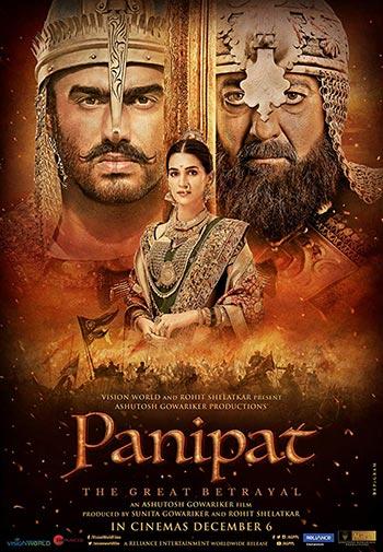 دانلود رایگان فیلم زیرنویس فارسی Panipat 2019