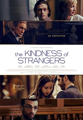 دانلود فیلم زیرنویس فارسی محبت غریبه ها The Kindness of Strangers 2019