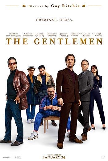 دانلود فیلم زیرنویس فارسی آقایان The Gentlemen 2019 + دوبله فارسی