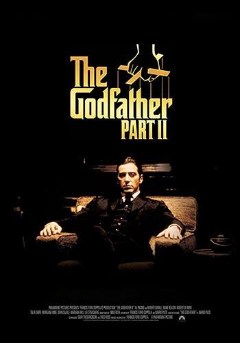 دانلود فیلم زیرنویس فارسی پدرخوانده 2 The Godfather: Part II 1974