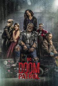 دانلود سریال زیرنویس فارسی چسبیده دوم پاترول Doom Patrol