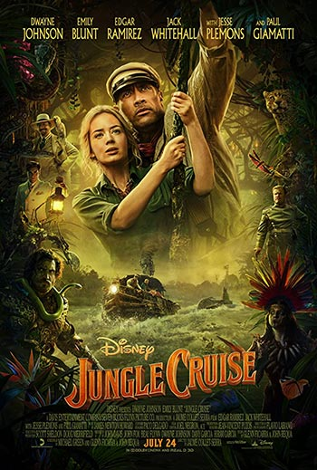 دانلود فیلم زیرنویس فارسی جانگل کروز Jungle Cruise 2021