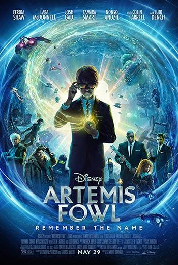 دانلود فیلم زیرنویس فارسی آرتمیس فاول Artemis Fowl 2020