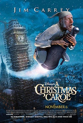 دانلود انیمیشن زیرنویس فارسی آواز کریسمس A Christmas Carol 2009