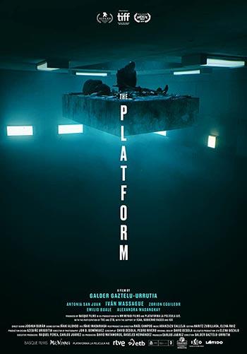 دانلود فیلم زیرنویس فارسی پلتفرم The Platform 2019