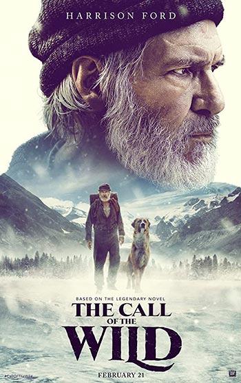 دانلود فیلم زیرنویس فارسی ندای وحش The Call of the Wild 2020