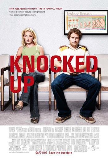 دانلود فیلم زیرنویس فارسی باردار Knocked Up 2007