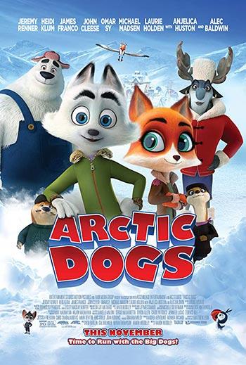 دانلود انیمیشن زیرنویس فارسی سگ های قطب شمال Arctic Dogs 2019
