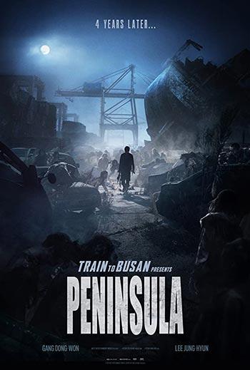 دانلود فیلم زیرنویس فارسی Peninsula 2020