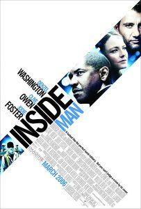 دانلود فیلم زیرنویس فارسی چسبیده نفوذی Inside Man 2006 دوبله فارسی