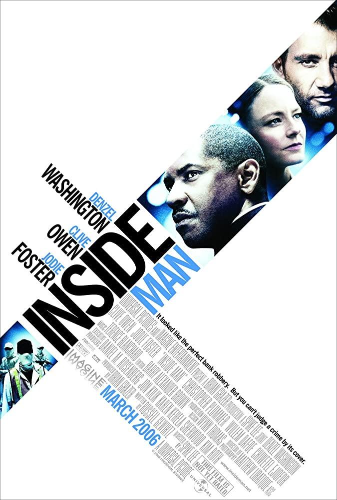 دانلود فیلم زیرنویس فارسی Inside Man 2006