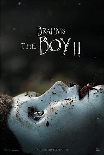 دانلود فیلم زیرنویس فارسی برامس پسر 2 Brahms The Boy II 2020
