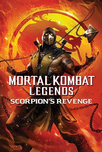 دانلود انیمیشن زیرنویس فارسی چسبیده Mortal Kombat Legends: Scorpion's Revenge