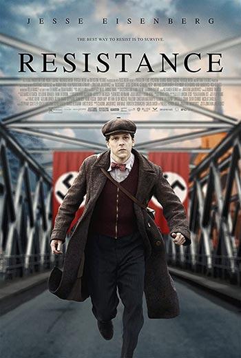دانلود فیلم زیرنویس فارسی مقاومت Resistance 2020
